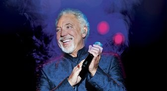 Tom Jones en el Festival Starlite Marbella 2016