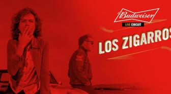 Los Zigarros - Madrid | Budweiser Live Circuit