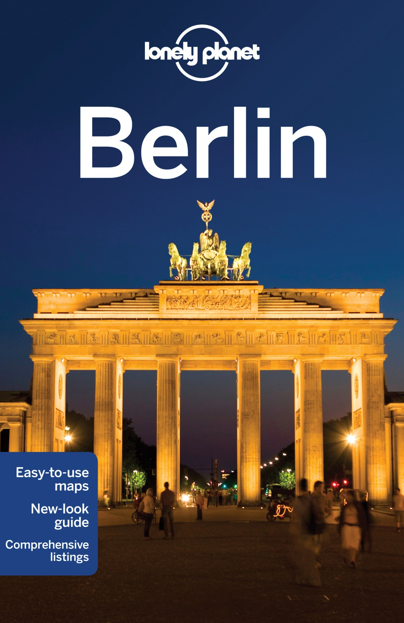 Berlin 2013 (LONELY PLANET CITY GUIDES) (8TH ED.)
