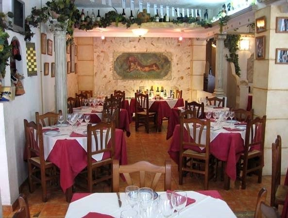 Restaurante Milos (Francisco Silvela)
