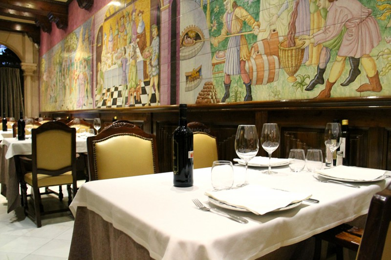 Restaurante El Asador De Aranda (Londres)