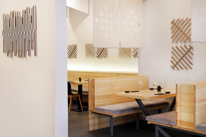 Restaurante Tokyo Sushi Gracia